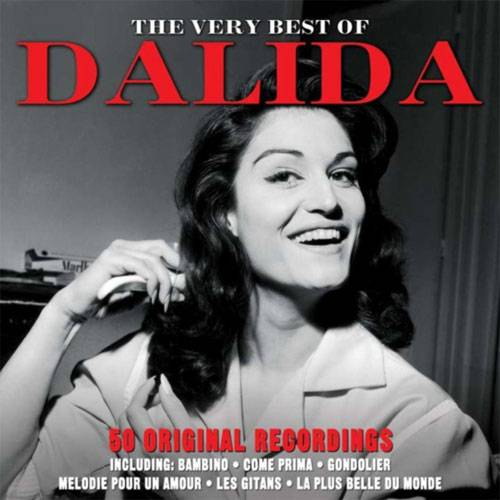 Dalida -The Very Best Of... (2CD) (2011) {Not Now Music}