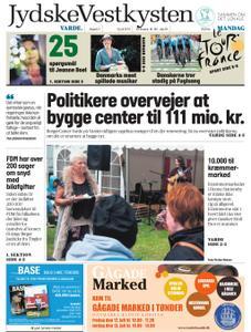 JydskeVestkysten Varde – 08. juli 2019