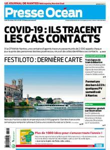 Presse Océan Nantes – 26 octobre 2020