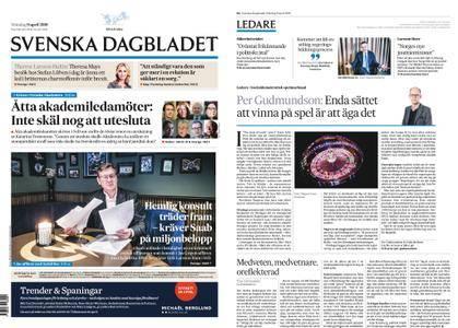 Svenska Dagbladet – 09 april 2018