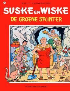 Suske En Wiske - 112 - De Groene Splinter