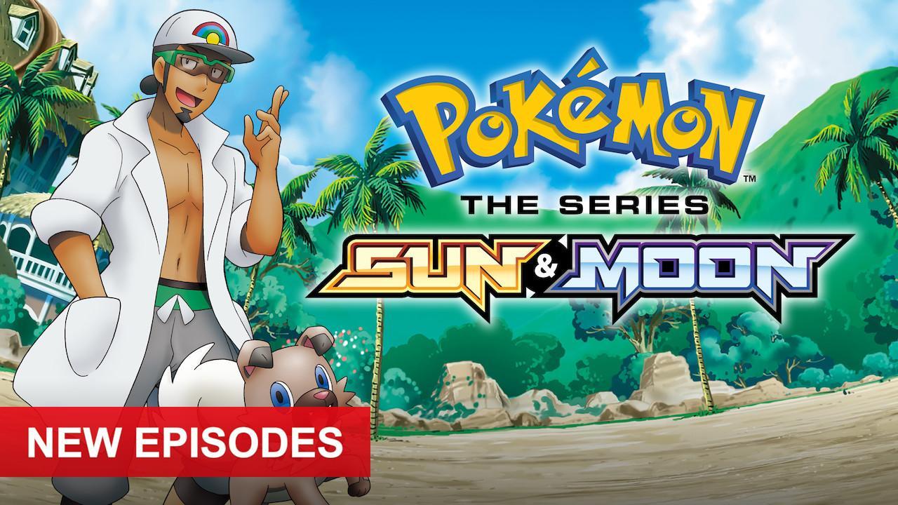 Pokémon the Series: Sun & Moon S02