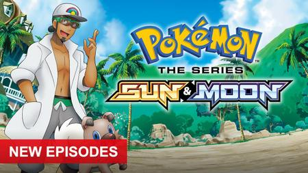 Pokémon the Series: Sun & Moon S02