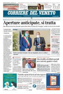 Corriere del Veneto Vicenza e Bassano – 06 maggio 2020