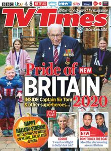 TV Times - 31 October 2020