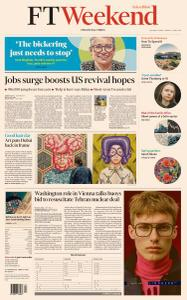 Financial Times Asia - April 3, 2021