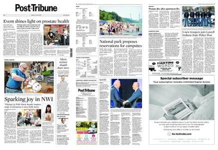Post-Tribune – April 08, 2019