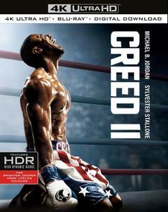 Creed II (2018) [4K, Ultra HD]