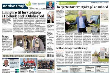 Nordvestnyt Holbæk Odsherred – 02. november 2017