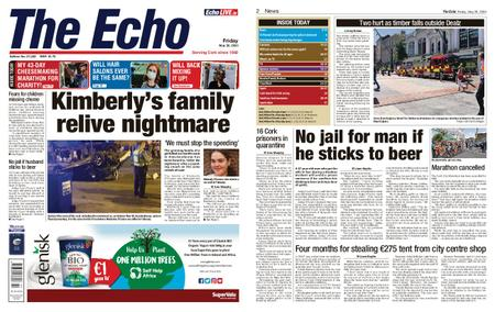 Evening Echo – May 29, 2020
