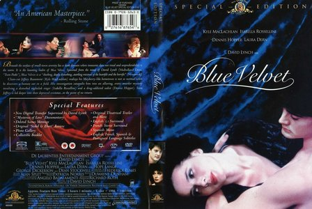 Blue Velvet (1986) Special Edition [Re-Up]