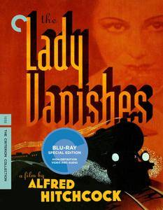 The Lady Vanishes (1938) + Extras [The Criterion Collection]