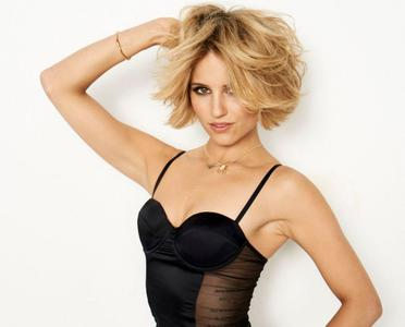 Dianna Agron by Marc Hom for Cosmopolitan US September 2011