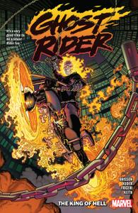 Ghost Rider v01-The King of Hell 2020 Digital Zone
