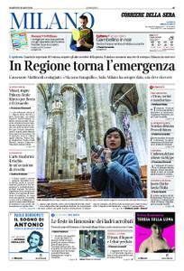 Corriere della Sera Milano – 03 marzo 2020