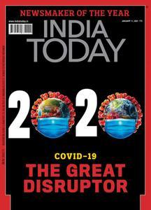 India Today - January 11, 2021