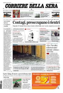 Corriere della Sera – 24 agosto 2020