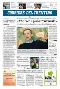 Corriere del Trentino - 17 Novembre 2017