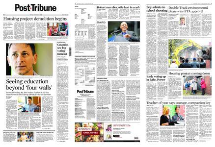 Post-Tribune – November 06, 2018