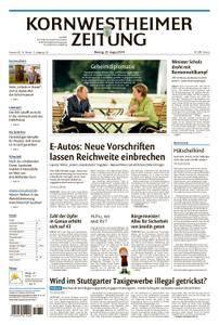 Kornwestheimer Zeitung - 20. August 2018