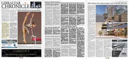Gibraltar Chronicle – 24 May 2018