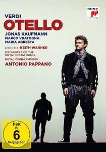 Antonio Pappano, Orchestra of the Royal Opera House, Jonas Kaufmann, Maria Agresta - Verdi: Otello (2018)
