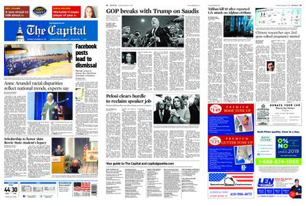The Capital – November 29, 2018