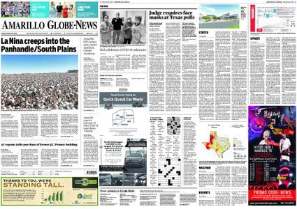 Amarillo Globe News – October 30, 2020