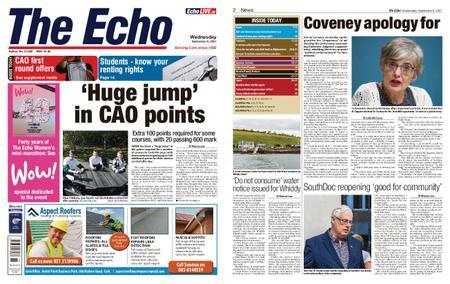 Evening Echo – September 08, 2021