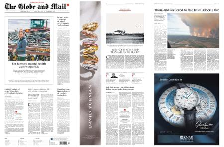 The Globe and Mail – May 21, 2019