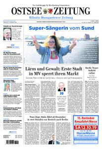 Ostsee Zeitung Ribnitz-Damgarten - 09. Oktober 2019