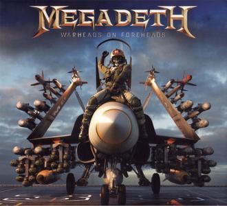 Megadeth - Warheads On Foreheads (2019) {3CD Box Set, Remastered}