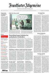 Frankfurter Allgemeine Zeitung F.A.Z. - 01. August 2018
