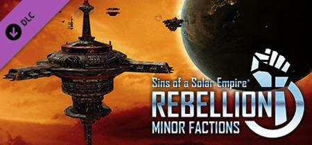 Sins of a Solar Empire: Rebellion - Minor Factions DLC (2019)