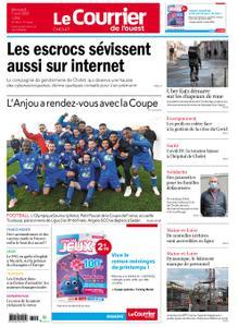 Le Courrier de l'Ouest Cholet – 07 avril 2021