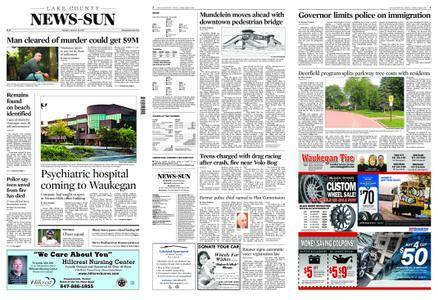Lake County News-Sun – August 29, 2017