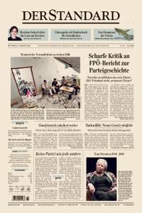 Der Standard – 07. August 2019