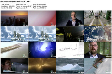 Discovery Channel – Project Earth (Complete)