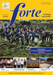 Forte Germany – August 2019
