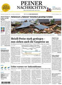 Peiner Nachrichten - 25. September 2018