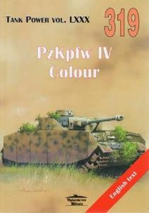 PzKpfw IV Colour (Wydawnictwo Militaria 319)