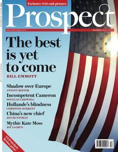 Prospect Magazine - December 2012