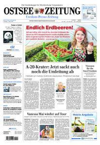 Ostsee Zeitung Wolgast - 04. Mai 2018