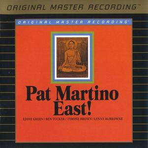 Pat Martino - East! (1968) MFSL Remastered 2006, Audio CD Layer [Re-Up]