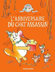 Le chat assassin - Tome 4 2019