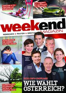 Weekend Magazin – 19. September 2019