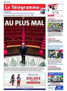 Le Télégramme Brest – 13 juillet 2019