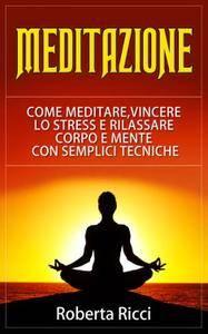"""Roberta Ricci, """"Meditazione"""" (repost)"""