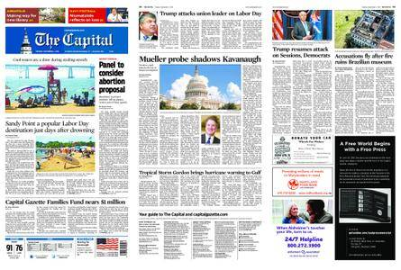 The Capital – September 04, 2018