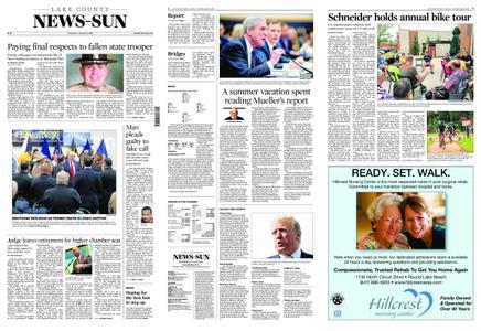 Lake County News-Sun – August 08, 2019